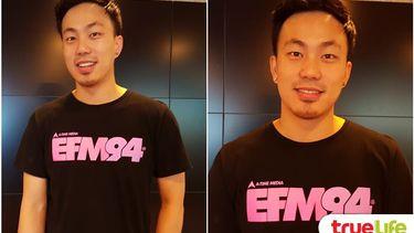 สัมภาษณ์ ดีเจโจ๊ก เกียรติยศ 94 EFM กับบทบาทของผู้ร่วมก่อตั้ง New High Records (คลิป)