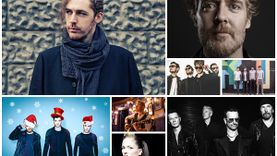 เก็บตกคริสมาสต์ U2 และ Hozier พร้อมเหล่าศิลปิน ร่วมร้องเพลงช่วยเหลือคนไร้บ้าน