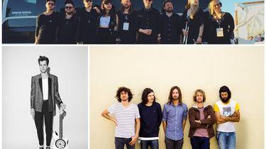 Mark Ronson, Tame Impala, Of Monsters and Men และเหล่าศิลปินร่วมถ่ายวิดีโอโปรโมทการจัดอันดับ 100 เพลงโปรด