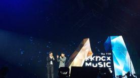 โต๋ ศักดิ์สิทธิ์ ตัวแทนหนึ่งเดียวจากประเทศไทย ร่วมโชว์ใน KKBOX Music Awards 11 ประเทศไต้หวัน