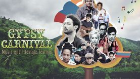 พร้อมมั้ย ชาวฮิปปี้ กับเทศกาลดนตรี ยิปซี คาร์นิวัล GYPSY CARNIVAL 6-7 กุมภาพันธ์นี้!