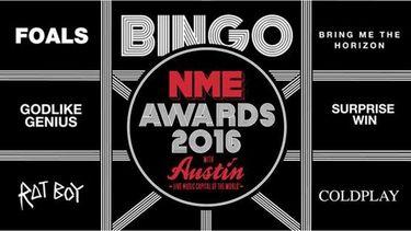 ประกาศรางวัล NME Award 2016...Taylor Swift คว้ารางวัลข้ามประเทศ