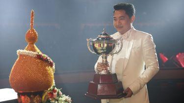 สมศักดิ์ศรี! ครูกานต์ KPN25 ได้อันดับ 1 นักร้องยอดเยี่ยมแห่งประเทศไทย ประจำปี 2559