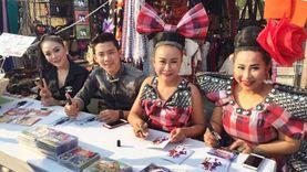 เบิ้ล ปทุมราช อาร์สยาม ขนมจีน กุลมาศ นำทีมศิลปินร่วมงาน Thai Festival โอซาก้า ญี่ปุ่น ม่วนขนาด!