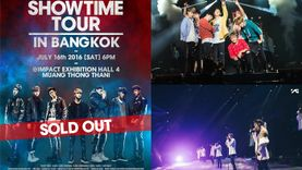 iKONIC ไทยช่วยสนับสนุน! ไอคอนเสิร์ต 2016 โชว์ไทม์ ทัวร์ อิน แบงคอก ติดป้าย SOLD OUT เรียบร้อย