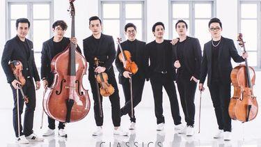 Project สุดเก๋ เพลงคลาสสิก จีบคนกรุงเทพ 2 นำกลุ่มนักดนตรีรุ่นใหม่ชื่อดังระดับสากล JEEB ENSEMBLE จีบชาวกรุง