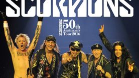 Scorpions ชวนแฟนชาวไทยร่วมฉลองครบรอบครึ่งศตวรรษ ใน Scorpions 50th Anniversary Tour Live in