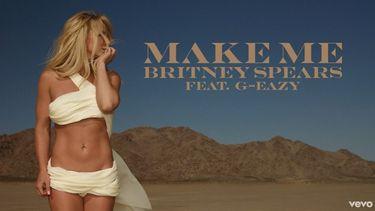 แม่มา!!! บริตนีย์ สเปียส์ ปล่อยเพลงใหม่ล่าสุด Make Me คืนเดียวขึ้นอันดับ 1 ทะลุชาร์ต
