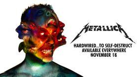 หายไปนาน 8 ปี วันนี้กลับมาแล้ว!! Metallica ปล่อยซิงเกิลแรก Hardwired