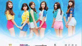 Cute! 6 สาว GFRIEND เตรียมแจกความสดใส เยือนไทยครั้งแรก ใน GFRIEND Fan Meeting in Bangkok 2016