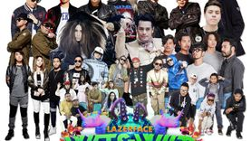 Lazerface เอาใจสายปาร์ตี้ กับ WET&WILD Festival 2016 สุดยอด Pool Party แห่งปี