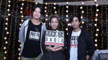 3 ดีเจ ว่าน บ๋อม เอิร์ธ Rock on Radio ส่งท้ายปี กับเพลงพิเศษ ของศิลปินอินดี้แห่งปี