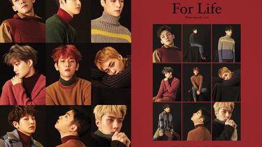 EXO กลับมาสร้างความอบอุ่นให้หัวใจ กับอัลบั้มพิเศษ 'For Life' พร้อม MV 2 เวอร์ชั่น