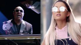มาแล้ว! เอ็มวี Faith ประกอบหนัง SING จัดเต็มโดย Stevie Wonder - Ariana Grande