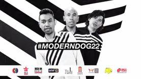Moderndog 22 พร้อม! บีอีซี-เทโร ประกาศวันคอนเสิร์ตใหม่ เสาร์ที่ 18 มีนาคม 2560