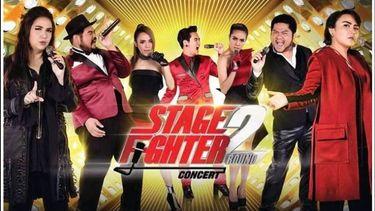 อ่อนแอก็แพ้ไป! Stage Fighter Round 2 Concert ท้ารบหน้าใหม่ งานดี ระดับตัวพ่อ - ตัวแม่!