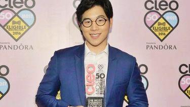 ฮอน สันติ Yes Music คว้าตำแหน่ง สุดยอดหนุ่มดึงดูดใจ ใน 50 หนุ่มโสด CLEO 2016