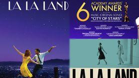 La La Land คว้า 6 ออสการ์ City of Stars คว้าเพลงยอดเยี่ยม!
