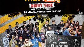 สายโยก ไม่ควรพลาด! MET107 ชวนมามันใน MET FEST 2017 Night Vibe on the Street
