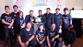 โก้ มิสเตอร์แซกแมน นำทีมศิลปินแถลงข่าว เปิดตัว Hua Hin International Jazz Festival 2017