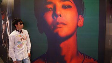 แฟน G-DRAGON รวมตัวแสดงความรัก ที่งาน TofuPOP Showcase G-DRAGON 2017 WORLD TOUR