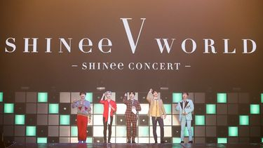 SHINee จัดเต็มความสนุกพร้อมโชว์อลังการ ปิดท้ายเวิลด์ทัวร์ที่ไทย