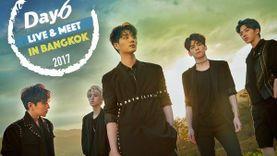 มายเดย์ทั้งหลายได้เวลากลับด้อม DAY6 ชวนกลับมาซบอก เจอกันที่ DAY6 LIVE & MEET IN BANGKOK 20