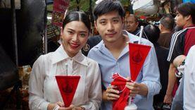 ตี๋ - แอน ตัวแทนศิลปินทรู แฟนเทเชีย ชวนคนไทยร่วมซื้อธงวันมหิดล เพื่อผู้ป่วยด้อยโอกาส
