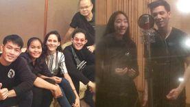 เพราะจับใจ เพลงพระราชนิพนธ์ ความฝันอันสูงสุด ดนตรีไทย เก่ง อิงกฤต อาร์ม แนน นำทีมศิลปินไทย
