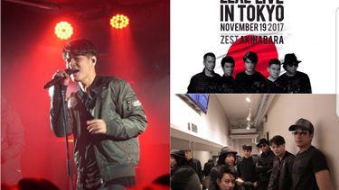 Zeal ส่งตรงความมันถึงแดนปลาดิบ ในคอนเสิร์ต Zeal Live In Tokyo