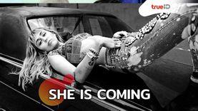 สิ้นสุดการรอคอย SHE IS COMING อัลบั้มใหม่ของสาวซ่า Miley Cyrus มาแล้ว