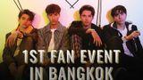 4 หนุ่ม INTERSECTION เตรียมมาขโมยใจสาวไทย ในงาน 1ST FAN EVENT IN BANGKOK