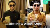 ขอบคุณจากหัวใจ! โอ แว่นใหญ่ คว้ารางวัล Best New Asian Artist Thailand จาก 2019 MAMA (มีคลิป)