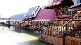 เที่ยวไทยหัวใจใหม่ ที่ตลาดน้ำอเนกฟาร์ม