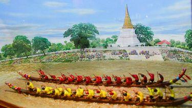 ชมวิถีชิวิตโบราณ ที่หอนิทรรศการประวัติศาสตร์อยุธยา มรดกไทย มรดกโลก