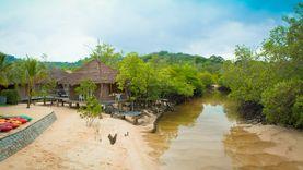เที่ยวเกาะพยาม เอนกายชิลล์ๆ ที่ Blue Sky Resort มัลดีฟส์เมืองไทย