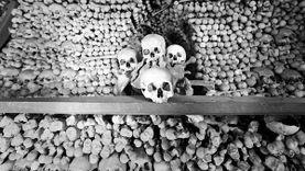 โบสถ์โครงกระดูก Sedlec Ossuary  สวยสยองแห่งกรุงปราก สร้างจากศพถึง 70,000 ศพ