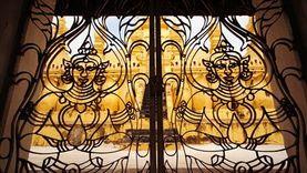 เที่ยวเวียงจันทน์ วัดพระธาตุหลวง หอพระแก้ว ตอน กระติบเมืองลาว