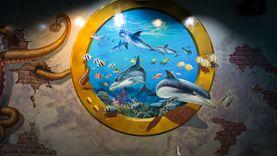 Art in paradise งานศิลป์ 3D สัมผัสได้ ที่พัทยา