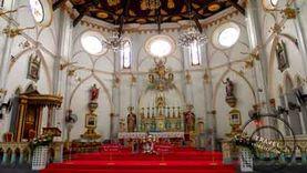 เที่ยวโบสถ์คริสต์ อัมพวา อาสนวิหารแม่พระบังเกิด