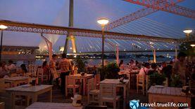 กินลม ชมสะพาน ดื่มด่ำบรรยากาศ ร้านอาหารริมแม่น้ำเจ้าพระยา