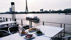In Love Bar & Restaurant ร้านอาหารโรแมนติก ริมแม่น้ำเจ้าพระยา