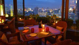 ดื่มด่ำค่ำคืนกรุงเทพฯ 360 องศา กับอาหารสไตล์ละตินที่ Panorama Restaurant : Crowne Plaza Bangkok