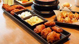 ไก่ทอด สูตรเกาหลี BonChon กรอบอร่อยถึงใจ
