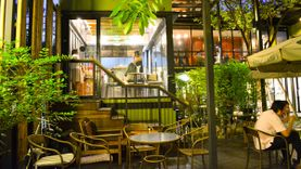 Risa Lamo ชิค & ชิลล์ ร้านกาแฟในสวน อารีย์
