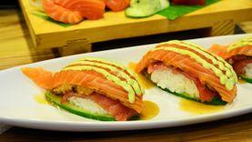 ซากานะ ซูชิ แอนด์ ซาซึมิ (Sakana Sushi & Sashimi) ซูชิบาร์เล็กๆ แต่วัตถุดิบไม่เล็กตาม