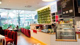 ครีเอทไอศกรีมถ้วยโปรดได้ตามใจ ที่ ร้าน Many Cup : Creative Frozen Yogurt