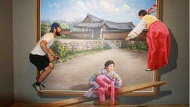 Trick eye พิพิธภัณฑ์ศิลปะสามมิติ ที่เกาหลี