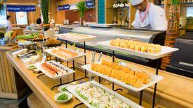(Review) อิ่มอร่อย บุฟเฟ่ต์อาหารญี่ปุ่น ไม่จำกัดเวลา ที่ Nishiki Japanese Restaurant