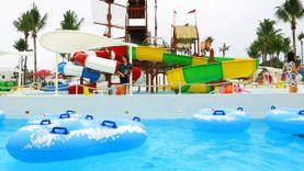 เปิดแล้ววววว สวนน้ำน้องใหม่ ซานโตรินี วอเตอร์ แฟนตาซี สวนน้ำดิจิตอลแห่งแรก แห่งเดียวในเอเชีย